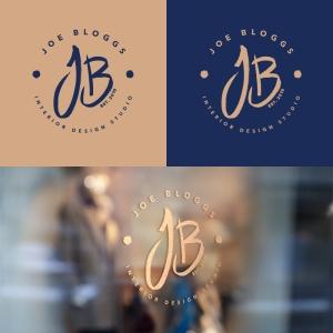 interior design studio logo design concept. Logo design Nottingham