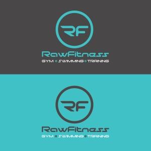 Fitness centre / gym / swimming / leisure centre / personal trainer logo design idea