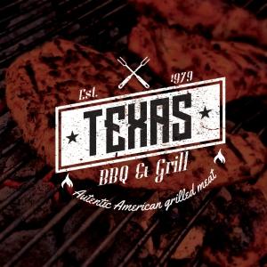 bbq and grill American style logo ideas. logo design Nottingham
