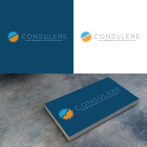 management consultant logo design concept. logo design Nottingham.