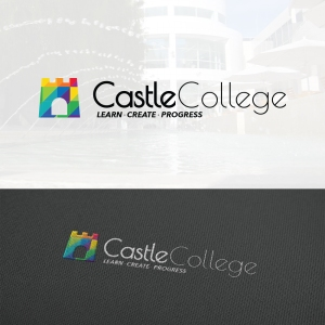 college logo design concept. logo design Nottingham