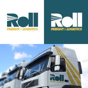 logistics and freight logo design concept. logo design Nottingham.