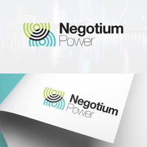 power company concept logo design. logo design Nottingham
