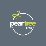 Pear Tree Gifts logo design. Logo design nottingham.